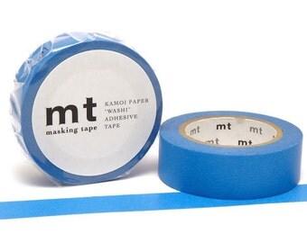 MT Tape IP Blue Washi Tape