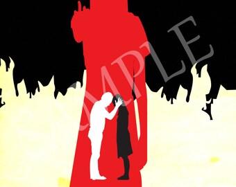 The Lazarus Effect Movie Minimalist Poster