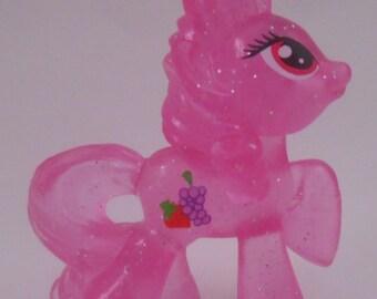 CUSTOM Christmas Ornament Made From My Little Pony Friendship Magic BerryShine