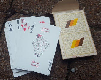 MERIT Cigarette Brand Playing Card Deck 1980s