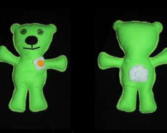 Handmade Teddy Bear - Soft Toy