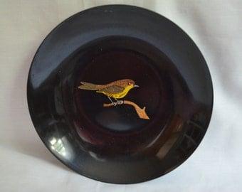 Couroc of Monterey Bird Plate