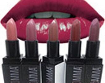 MOMMA Vegan Shea Butter & Jojoba Mineral Lipstick
