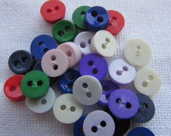 8mm Mini Buttons