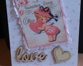 Sunshine Love & Flower Card