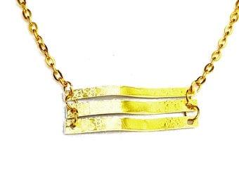 Gold Ultra-light Minimal Necklace