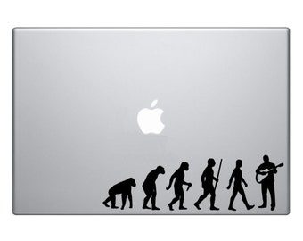 Evolution Decal Etsy