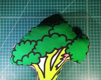 Broccoli Pillow