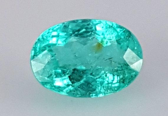 Top quality 1.82 carat ParaibaTourmaline neon blue color