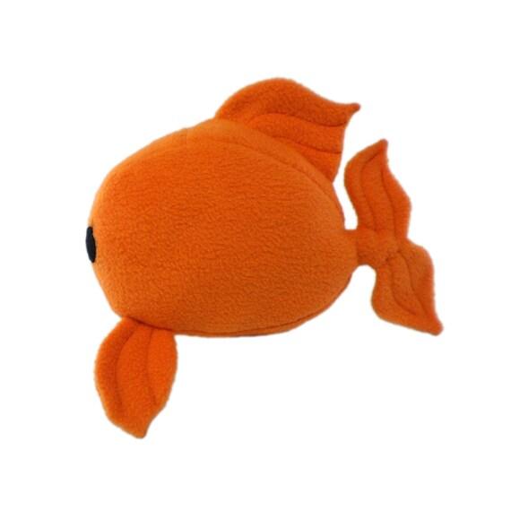 Goldfish plush pattern koi fish toy plushy gold fish for Koi fish plush