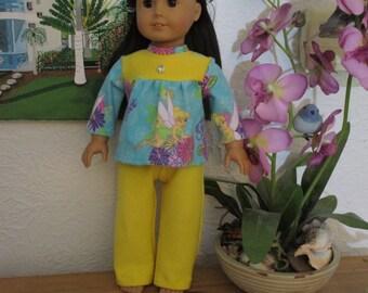 Tinker Bell pajamas