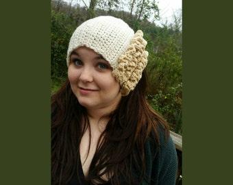 Crocheted Headband Earwarmer Custom Warmer
