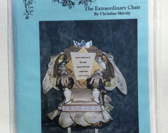The Extraordinary Chair by Christine Shively