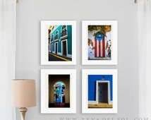 Unique old san juan related items etsy for Puerto rico home decorations