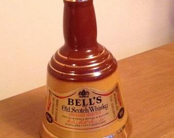 Vintage Bell Scotch Whisky bottle