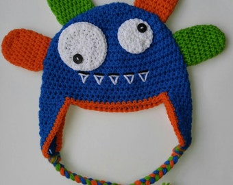 Silly Monster Hat!