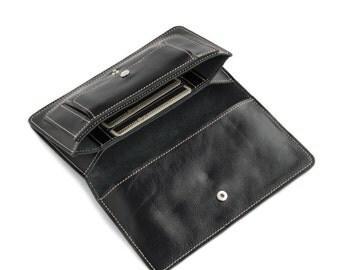 "Leather Wallet ""Klatcher"""