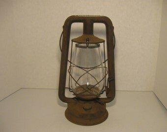 Antique Embury Supreme Lantern No. 210  Embury Mfg. Co.   USA