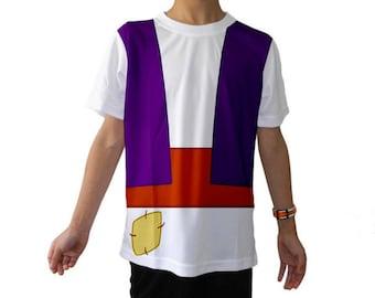 Kid's Aladdin Inspired Disneybound Shirt