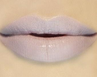 Eternity - Vegan Opaque Beige Lipstick, vegan, vegan makeup, vegan lipstick, greige lipstick, grey lipstick,light lipstick,potions cosmetics