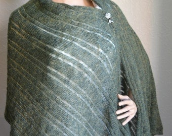 Handmade light shawl