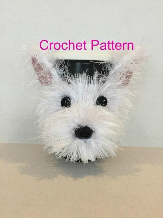 Crochet Dog Pattern/Westie Pattern/Amigurumi Dog by ...