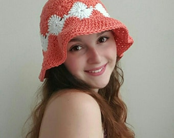 Josephine's Floppy Sun Hat *PDF FILE ONLY* Instant Download