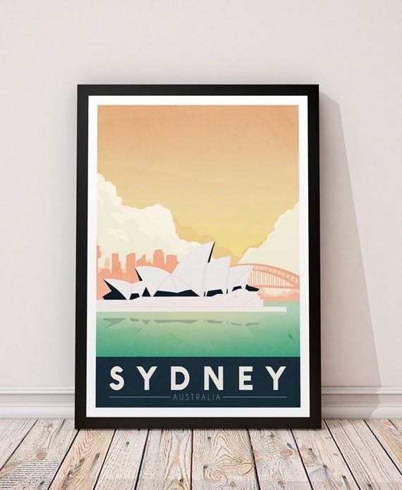 Home decor sydney sydney wall sydney sydney decor sydney canvas print sydney skyline wall Home decor wall decor australia
