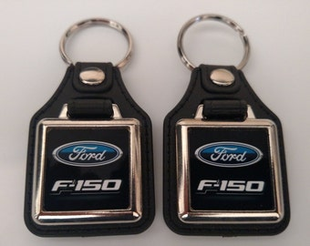 FORD F-150 KEYCHAIN FOB 2 pack