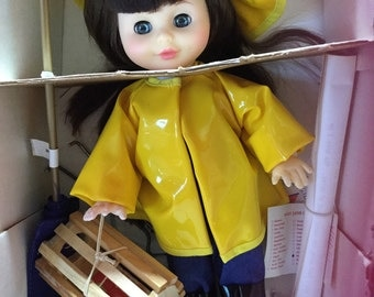 Royal doll company. Mary Jane growing up in the USA Maine circa 1960.