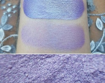 Sea Witch - Shimmering Lavender, Mineral Eyeshadow, Mineral Makeup, Pressed or Loose