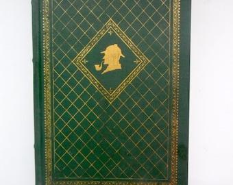 Great Cases of Sherlock Holmes by Sir Arthur Conan Doyle/ Franklin Library