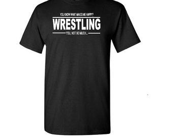 Wrestling Shirt. Wrestling Coach. Wrestling Dad Shirt. Wrestling Tee. Funny Wreslting Shirt