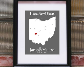 Housewarming Gift Home Decor, New Home Housewarming Gift, Personalized Housewarming Gift, House Warming Gift, First Home Gift, New Home Gift