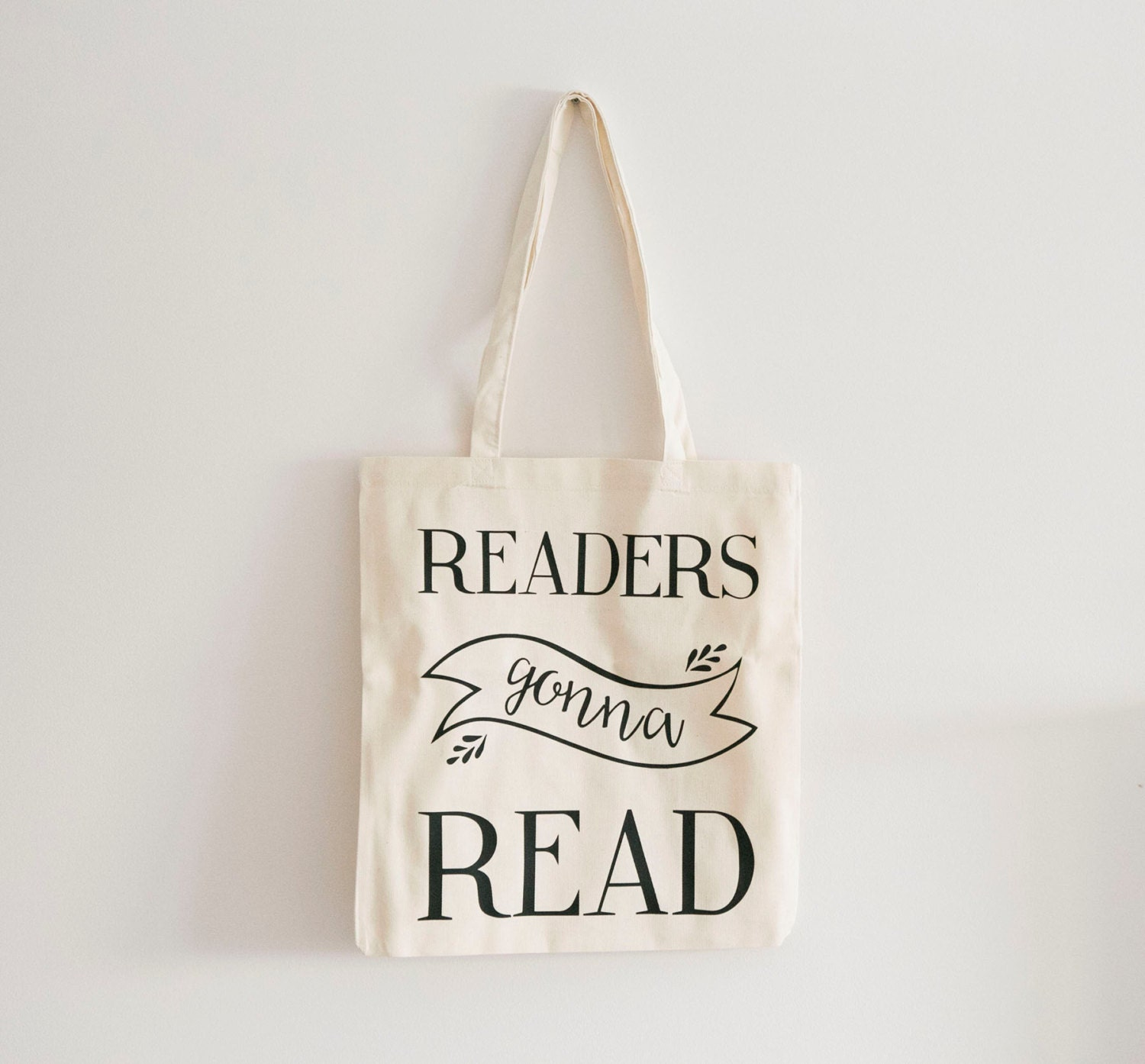 Readers Gonna Read Tote Bag Books Tote Bag Eco Friendly