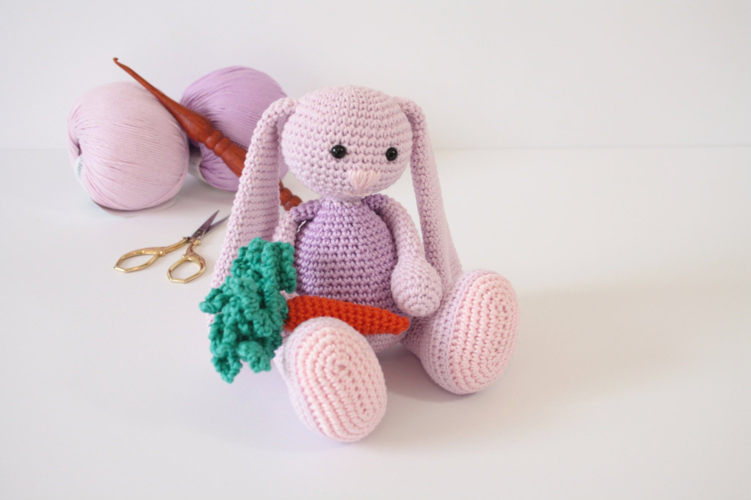 Unique Baby Toys : Unique baby toys stuffed animals crochet bunny