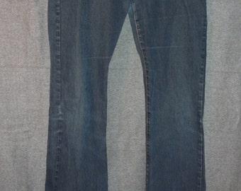 """MISS SIXTY 30""""X34"""", 3 Pocket Italian Skinny Blue Jeans"""