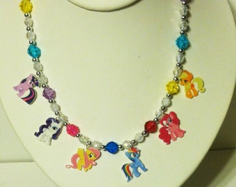 My Little Pony Necklace, My Little Pony Jewelry