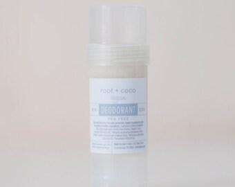 Vegan Deodorant: Tea Tree