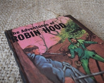 The Adventures of Robin Hood. A Bancroft Classic Book