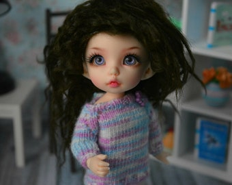 sweater for pukifee bjd dolls dress