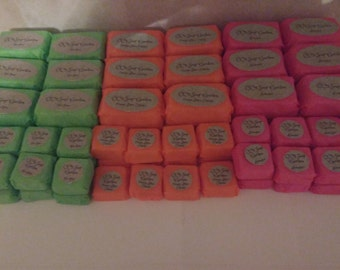 Homemade Rustic Soap Unscented