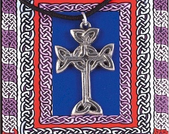 Celtic cross interlocking cross