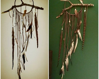 A Walk on the Wild Side Dream Catcher