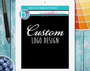 CUSTOM LOGO Design • Graphic Design, Professional Logo, Business Card Logo, Branding, Custom Business, Photography Logo, cover photo, icon