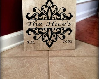 Personalized Tiles