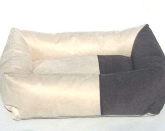 Dog Bed SIESTA grey