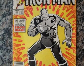 Iron Man Issue 191