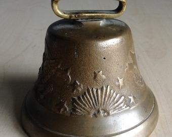 Vintage Bronze Bell