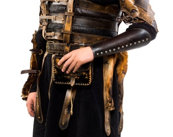 "Sale! Suit for LARP games and role-playing games ""Barkan"""